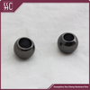 black cord end for bag small fitting stopper belt end