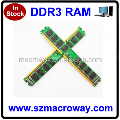 Desktop RAM DDR3 4GB 1600MHZ PC3-12800 DIMM 240pin CL11 Non-ECC 1.5V Memory