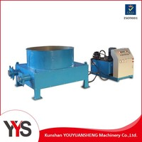 high recycling ratio paper dust packing machine