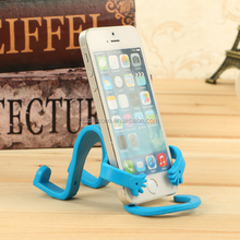 Hot selling silicone desktop cell phone holder