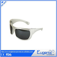 2014 best quality special designed sports glasses