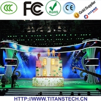 2016 New Style transparent led curtain display mesh screen panel