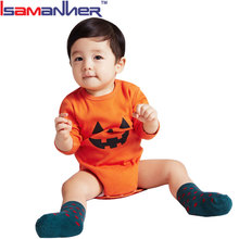 Custom wholesale infant toddlers clothing baby romper baby halloween costume