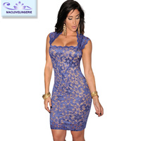 2015 Top Fashion China New Cheap Design Lace Ladies Sexy Night Club Dress For Party