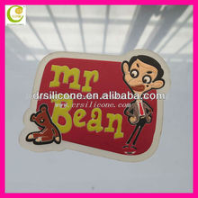 New innovative product high quality silicone or pvc brand names logos images