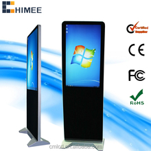42inch touch screen digital signage with micro pc mini computer