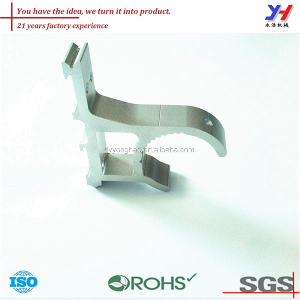 OEM ODM supply of customized aluminum adjustable pipe clamps