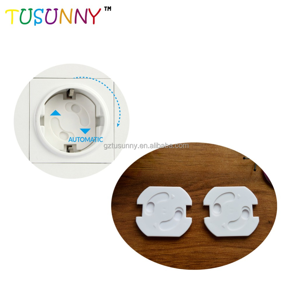 Germany Home Office Toddlers Baby Child Safety Electric Plug Socket Protector Cover