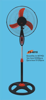 "16""stand electric fans"