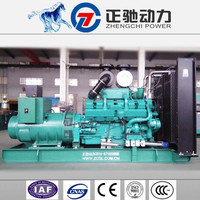 China market power diesel genset 800kva factory price ac generator synchronous