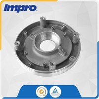 Stainless Steel Endbell investment casting For Explosion-Proof Motor of Industry
