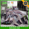 Wholesale best selling hotel microfiber sheet set/300tc sateen sheet set/bedding set jacquard