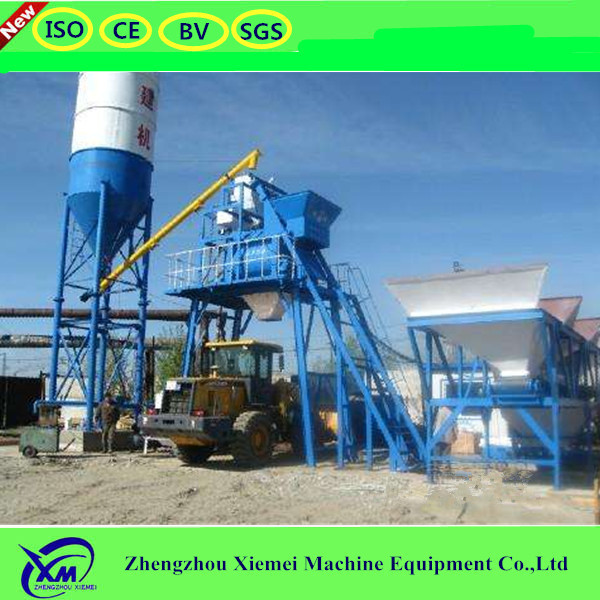 Best selling concrete plant concrete batching plant layout drawing