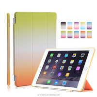 Best Selling Smart Magnetic PU Leather Flip Cover Case for iPad Air 2 for iPad 6 Housing