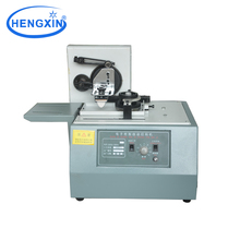 Advanced motor drive electric Square Plate Inkcup Pad Printing Machine with ventilating fan