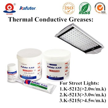 LED Kafuter K-5212 silicone grease high thermal conductivity silicone