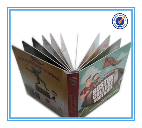 Customized Good Quality Childrens Board Book Printing Service