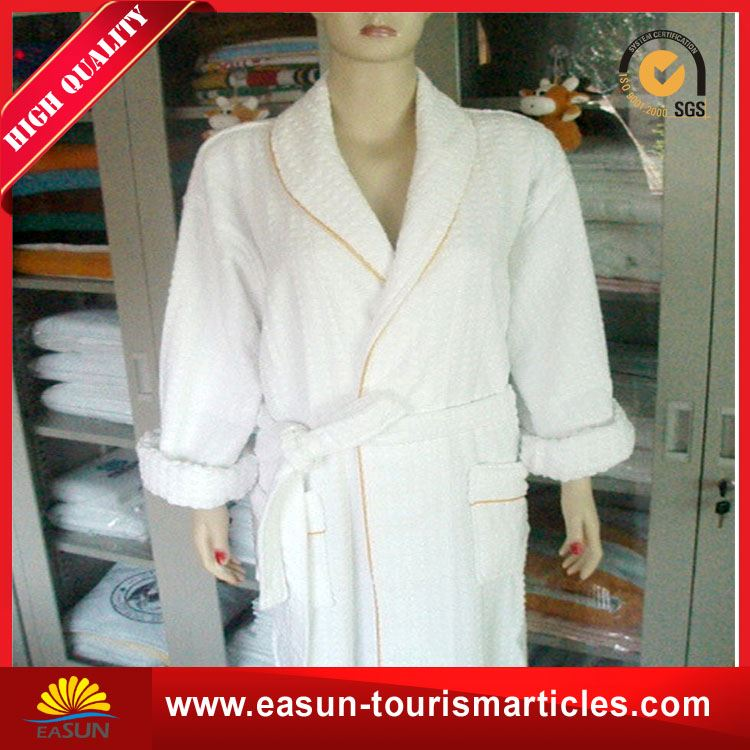 Low price men printed for women personalized fleece bathrobe