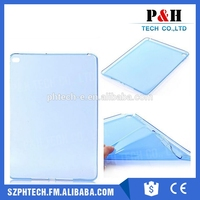 Wholesale cases for apple ipad 6 TPU new product with holder smart