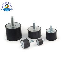 Natural Rubber Anti Vibration Mounts/ Rubber Buffer Damper/rubber Shock Absorber