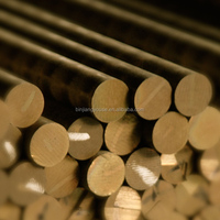 High Quality Free Cutting Alloy Brass Round Bar ASTM B16 For Industry