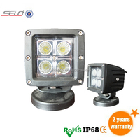 2 Years Warranty LED Work Lamp 6000K Color Temperature Roof-Mounted For Car HD1212