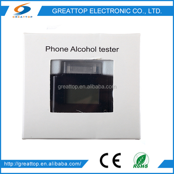 Greattop rh8060 alcohol tester For Iphone/Ipad/Ipod GT-ALT-34