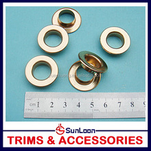 Newly professional metal brass cable eyelets