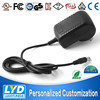 Gold supplier in Alibaba 12v 1a power adapter 12w with AU plug for LED lighting