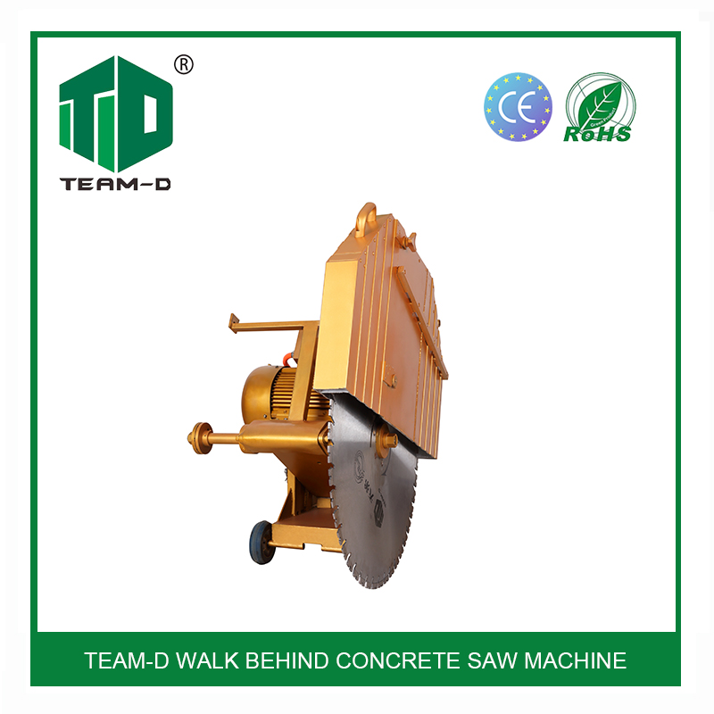 2017 hot new products walk concrete cutter/asphalt saw/ walk behind concrete saw machine