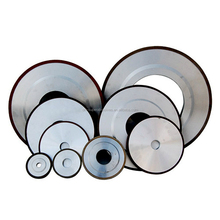OEM Resin Bonded Abrasives diamond/CBN grinding wheels carbide cutting wheel