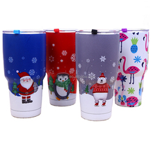 Hot Selling Stainless Steel Coffee Mug Vacuum Insulated Bottle Travel Drink Bottle For Car