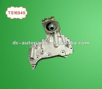 A380 Aluminium Die Castings For Oil Filter Base/Head Assembly,ISO/TS16949 Certified Factory