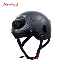 Airwheel Adult Bicycle/Motorcycle Safety Helmet C6 with Bluetooth WIFI APP