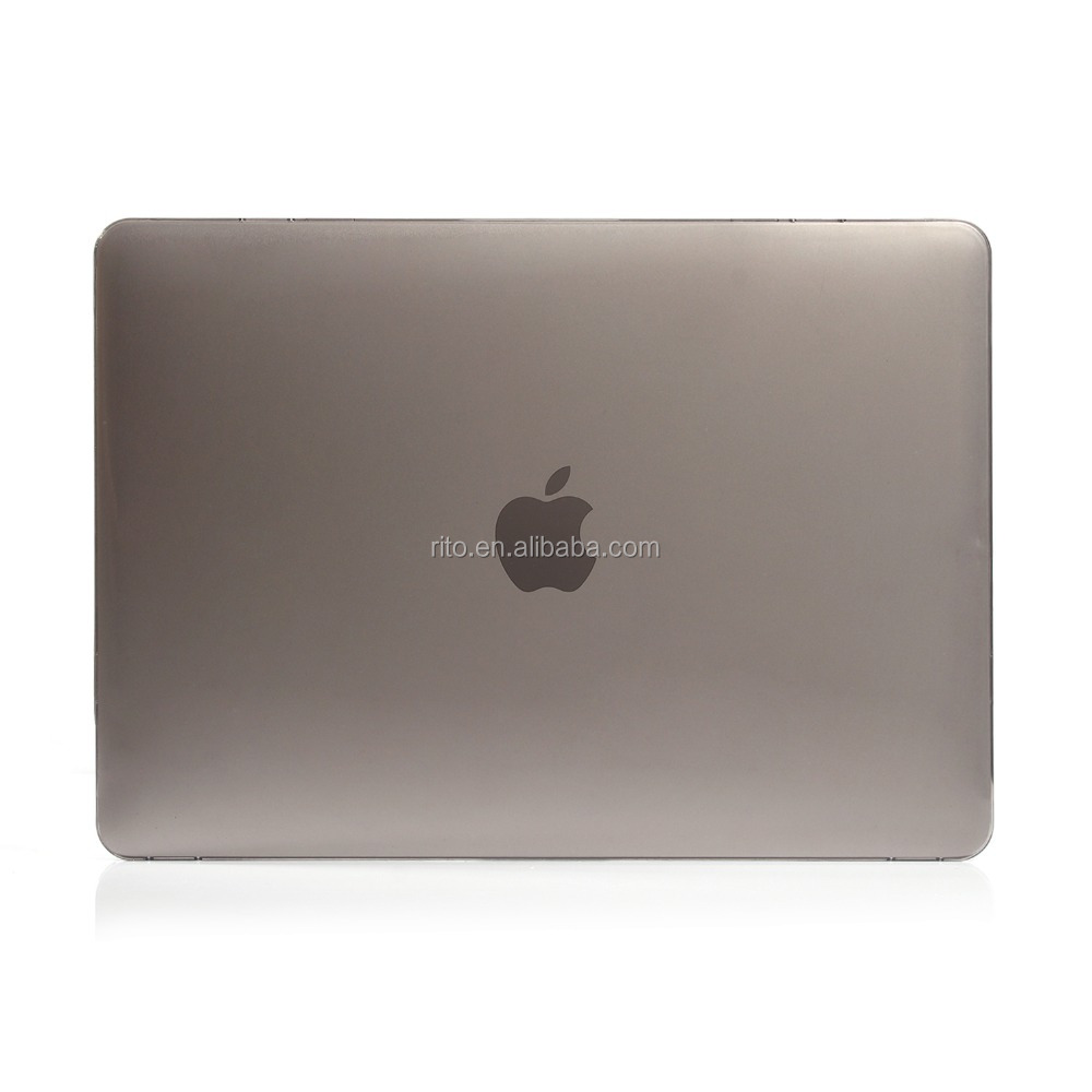 Crystal See Through Hard Shell Case for Mac book Laptop