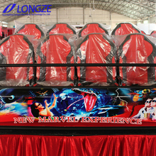 Suppliers Electrical Motion 5D Seats Chairs 7D Projector Vr System 12D Simulator 4D Cinema Equipment
