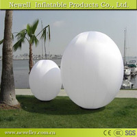 Wholesale advertising inflatable ballon With certificates