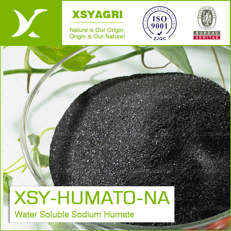 Leonardite Source Humic Acid And Fulvic Acid Npk Fertilizer