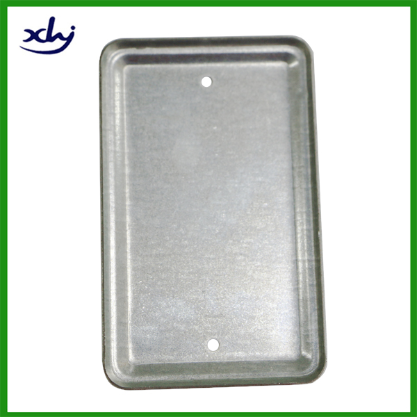 0.7 - 1.6mm Thick Electrical Handy Utility Blank Rectangular Box Cover