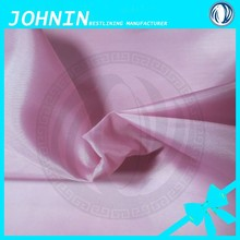 100% polyester taffeta 190T names of clothing materials lining for bags