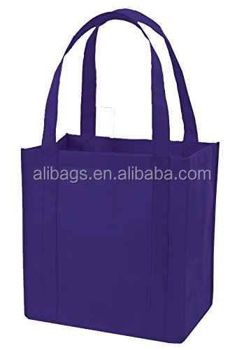 Assorted Colors Non-woven Reusable Carrying/ Shopping/grocery Tote Bag for Wedding Favor/gift /Party