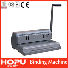 Electric Spiral Coil Binding Machine for Office Use