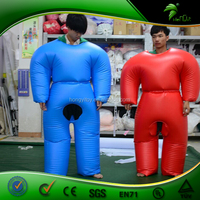 Hongyi Sexy Inflatable Costume / Douber Layer PVC Inflatable Suit