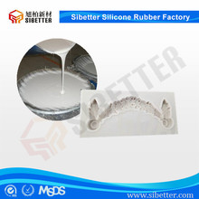 Two Part Liquid RTV2 Silicone Rubber for Making Molds