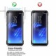 VMAX Galaxy 3D Curved tempered glass s8 plus screen protector for Samsung Galaxy S8