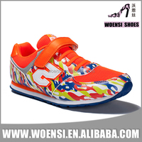 hot selling model trendy cool children cheap durable active running shoes from factory