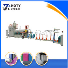 polystyrene foam sheet extruder/eva foam sheet laminating machines