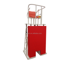 Steel Umpire Chair/Referee Chair Hydraulic System