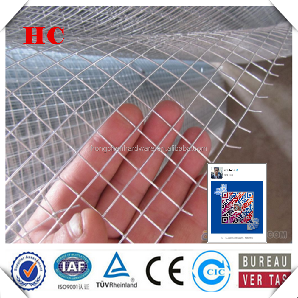Light welded wire mesh