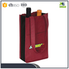 non woven two wine bottle tote bag wholesale